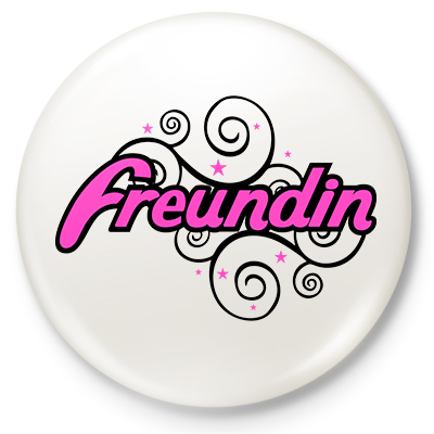 Button Freundin