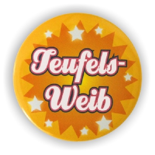 Button Teufelsweib