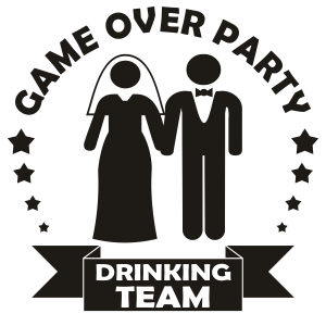 Game Over Party - Drinking Team Bestellvorschlag 1