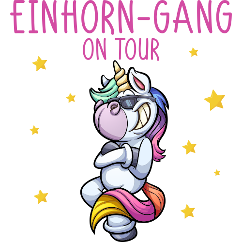 Einhorn-Gang on tour