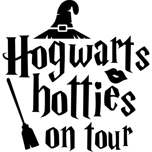 Hogwarts hotties on tour