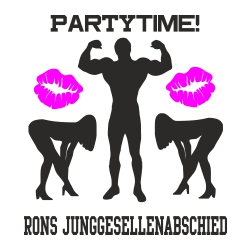 Junggesellenabschied Partytime